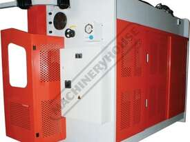 PB-40A Hydraulic NC Pressbrake 44T x 2000mm Estun NC-E21 Control 2-Axis with Hardened Ballscrew Back - picture5' - Click to enlarge