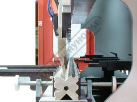 PB-40A Hydraulic NC Pressbrake 44T x 2000mm Estun NC-E21 Control 2-Axis with Hardened Ballscrew Back - picture6' - Click to enlarge