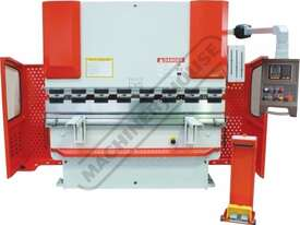 PB-40A Hydraulic NC Pressbrake 44T x 2000mm Estun NC-E21 Control 2-Axis with Hardened Ballscrew Back - picture0' - Click to enlarge