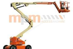 MPM 45ft Electric Knuckle Boom