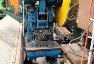 U11028 - John Heine - Mechanical Press - 203A S3