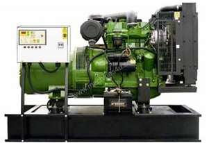 Gas fueled engine 38kVA 3-Phase generator set