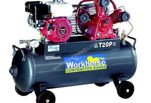 Work Horse T20P100 Petrol Air Compressor