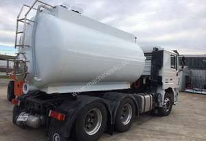 2014 ULTIMATE TRAILERS TANK 10M3 AND 440HP