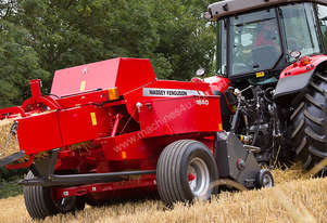Centre-line small rectangular baler