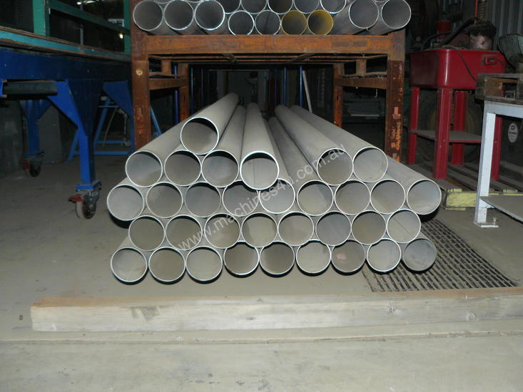 S/S PIPE 4'' SCH 10 316