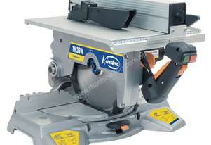 SAW MITRE 300MM 1500W + UPPER TABLE + LASER TM33W VIRUTEX