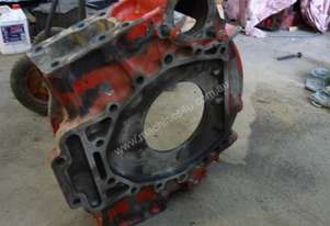 CUMMINS ISX REAR HOUSING