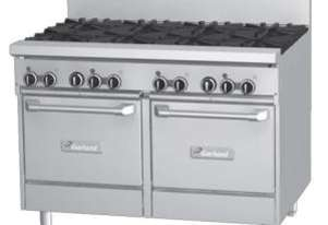 Garland GF48-4G24LL Heavy Duty Restaurant Range Burner Combination Range