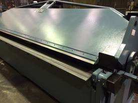 EPIC 3710 x 5.0mm Hydraulic Straight Blade Folder - picture2' - Click to enlarge