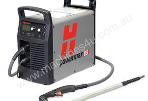 Hypertherm PMX85 Plasma Cutter & Torch