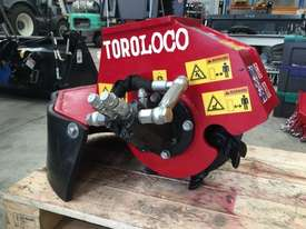Toro Loco FC40 Stump Grinder Ripper Attachments - picture0' - Click to enlarge