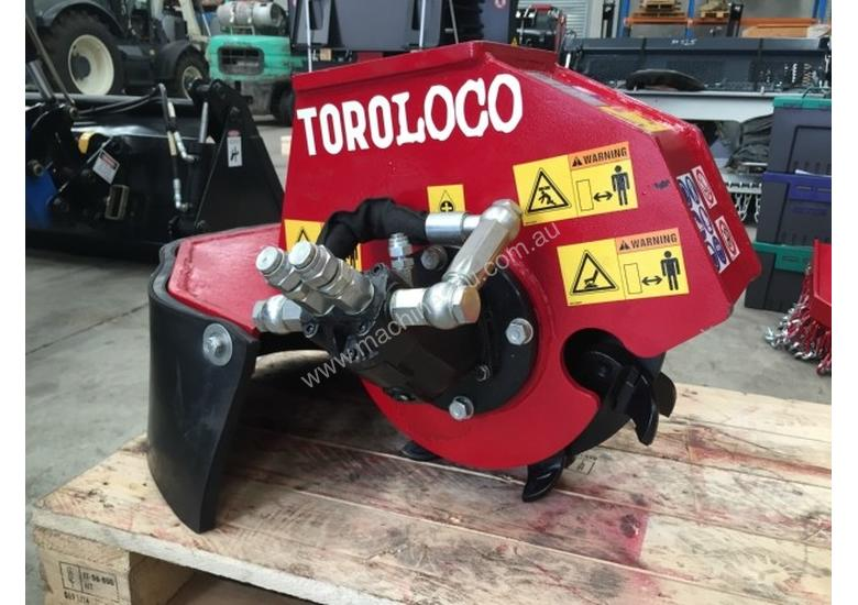 Toro Loco FC40 Stump Grinder Ripper Attachments