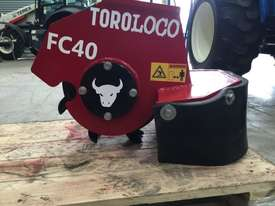 Toro Loco FC40 Stump Grinder Ripper Attachments - picture1' - Click to enlarge
