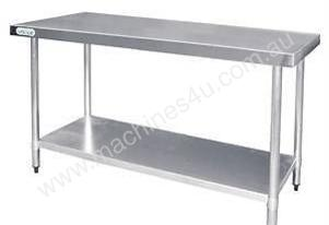 Stainless Steel Prep Table - Vogue T376 - 1200mm