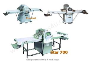 Rollmatic Automatic Pastry Sheeters