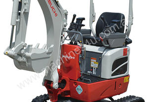 NEW TAKEUCHI TB210R 1.2T REDUCED SWING