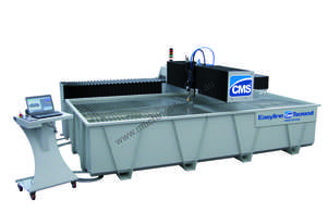 Cms Brembana Easyline 2040 3-Axis Waterjet Machine For Glass Processing