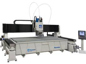 CMS 3 AND 5 AXIS SERIES WATERJET MACHINES - picture4' - Click to enlarge
