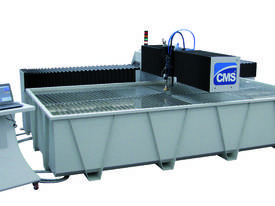 CMS 3 AND 5 AXIS SERIES WATERJET MACHINES - picture0' - Click to enlarge