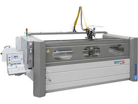 CMS 3 AND 5 AXIS SERIES WATERJET MACHINES - picture3' - Click to enlarge