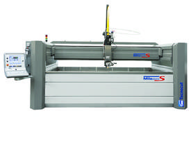 CMS 3 AND 5 AXIS SERIES WATERJET MACHINES - picture5' - Click to enlarge