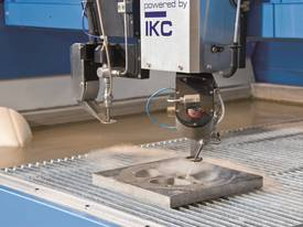 CMS 3 AND 5 AXIS SERIES WATERJET MACHINES - picture7' - Click to enlarge