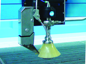 CMS 3 AND 5 AXIS SERIES WATERJET MACHINES - picture13' - Click to enlarge