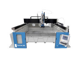CMS 3 AND 5 AXIS SERIES WATERJET MACHINES - picture2' - Click to enlarge