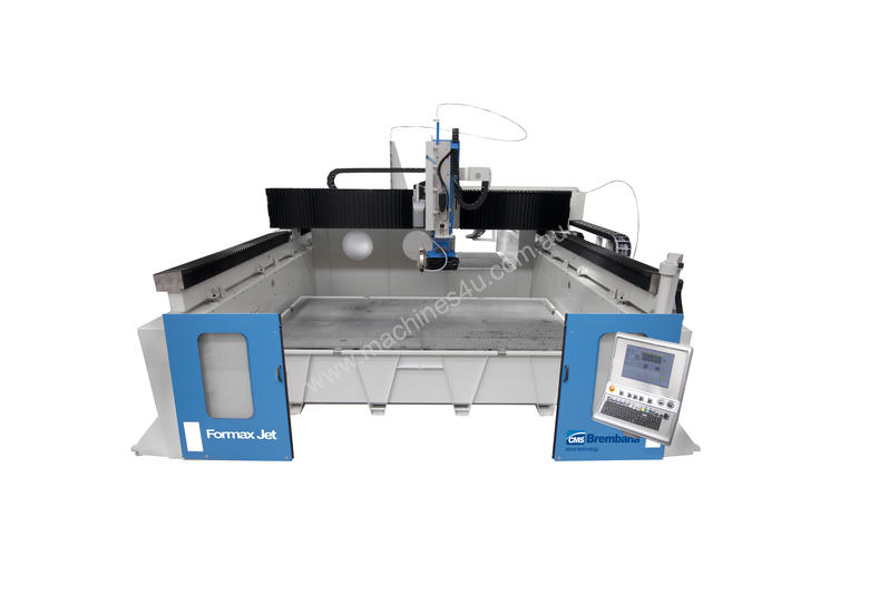 CMS 3 AND 5 AXIS SERIES WATERJET MACHINES