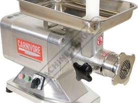 MM-12 Electric Meat Mincer - Stainless Steel 180kg Per Hour Mincing Capacity - picture0' - Click to enlarge