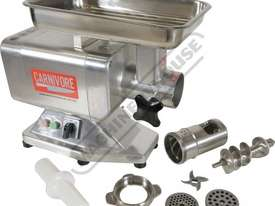 MM-12 Electric Meat Mincer - Stainless Steel 180kg Per Hour Mincing Capacity - picture2' - Click to enlarge
