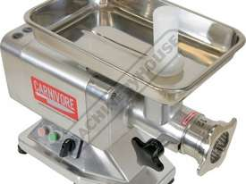 MM-12 Electric Meat Mincer - Stainless Steel 180kg Per Hour Mincing Capacity - picture3' - Click to enlarge
