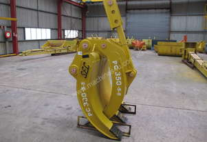 2017 SEC 30ton Mechanical Grapple PC300 / PC350