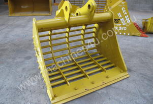 2017 SEC 20ton Sieve Bucket (Mud) PC200