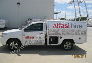 Toyota   Hilux Service Vehicle