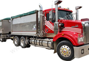 Kenworth 2011 T409 SAR & Tefco Alloy Quad Dog
