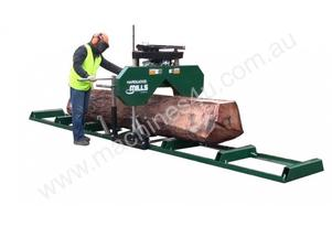 Or  NEW PETROL DRIVEN SAW MILL