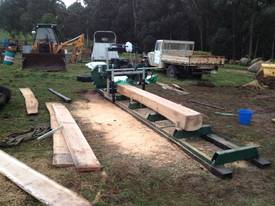 NEW PETROL DRIVEN SAW MILL - picture0' - Click to enlarge