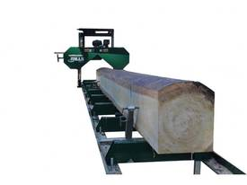 NEW PETROL DRIVEN SAW MILL - picture1' - Click to enlarge