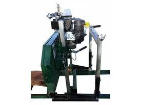 NEW PETROL DRIVEN SAW MILL - picture5' - Click to enlarge