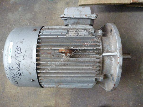 CMG 20HP 3 PHASE ELECTRIC MOTOR/ 2900RPM