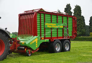 Silage Loader Wagon - Mega Vitesse CFS DO