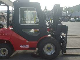 ROYAL 3.5 T ROUGH TERRAIN FORKLIFT - picture2' - Click to enlarge