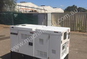 2017 SDS15X5S-AU Potise Powered Generator 15kVA