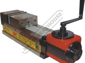 CHV-130V-D Safeway Compact Hydraulic Vice - Angle Drive 130mm - picture0' - Click to enlarge