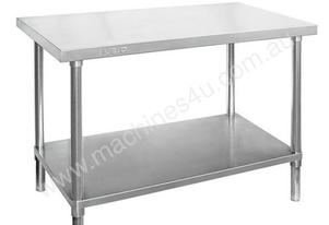 F.E.D. WB7-1200/A Stainless Steel Workbench