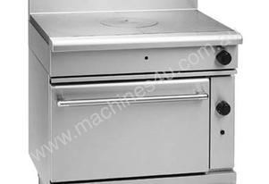Waldorf 800 Series RN8110G - 900mm Gas Target Top Static Oven Range