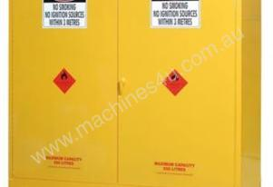 Flammable Goods Storage 650 Litre Double Door