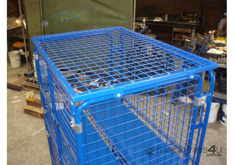 Lid For Two Tier Warehouse Trolley